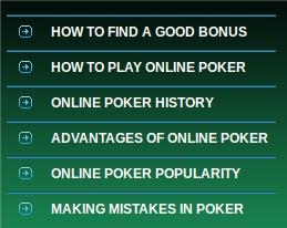 bonusforpoker net/online poker